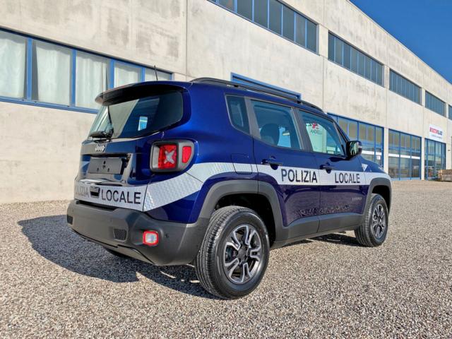 Automezzo polizia locale